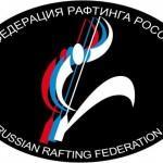 Эмблема Федерации рафтинга России